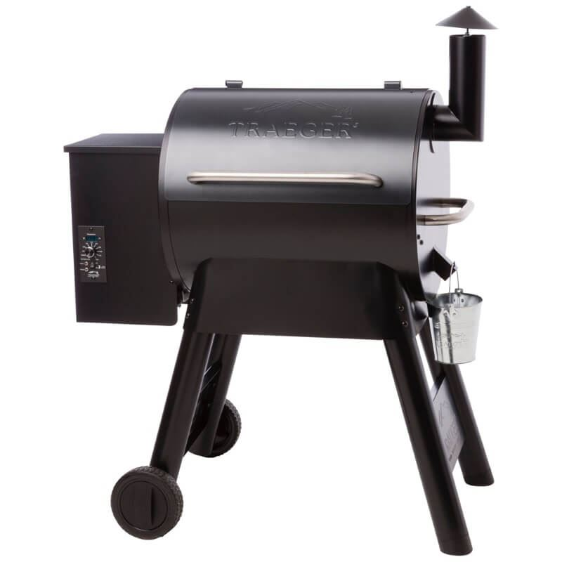 Traeger Pro Series 22 Electric BBQ Grill and Pellet Smoker