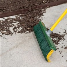 Large Renegade Curved Multi-Surface Broom 44cm