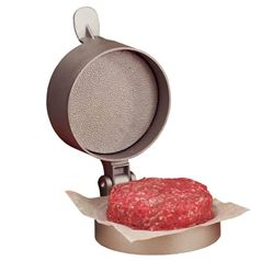 Single Non-Stick Burger Press