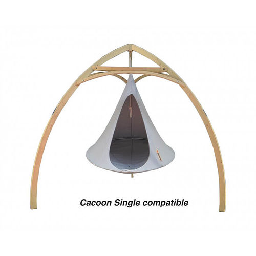 Cacoon Wooden Tripod Stand