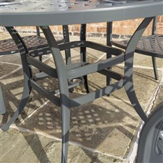 Vienna 4 Seater Outdoor Dining Set