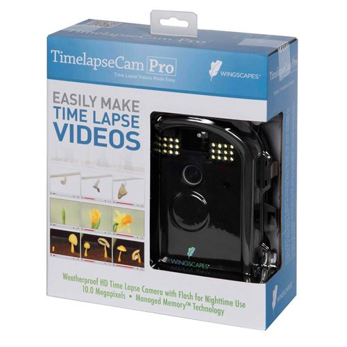 Wingscapes Digital Timelapse Camera PRO