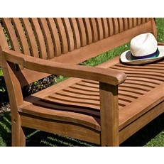 Willington Hardwood Garden Bench