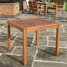 Willington Outdoor Square Dining Table