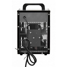 Electric 2kW Fan Heater with Thermostat