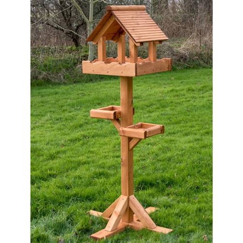 XL Triple Platform Bird Table